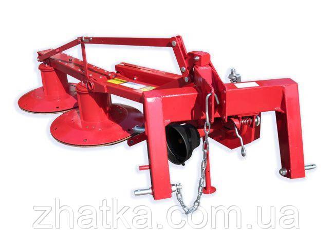 Косилка роторная навесная КРН-1,65м
