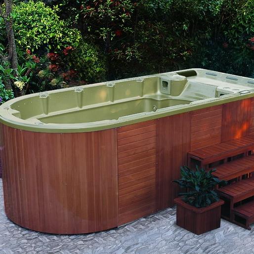 Плавательный SPA бассейн - Voilier-S (4.88*2.20*1.50)