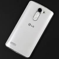Чехол силиконовый Ультратонкий Epik для LG L Bello/Prime D337 прозрачный