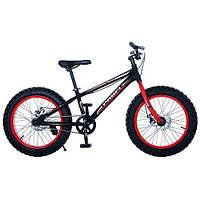 Феэтбайк - (fat bike)