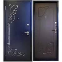 Изготовление металлических дверей под заказ