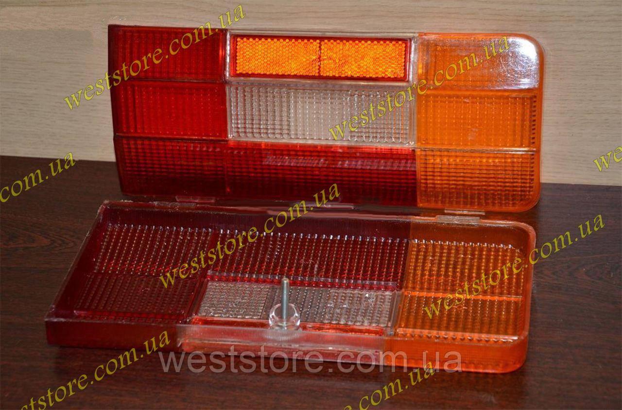 Рассеиватели задних фонарей (стекла) Ваз 2106 комплект