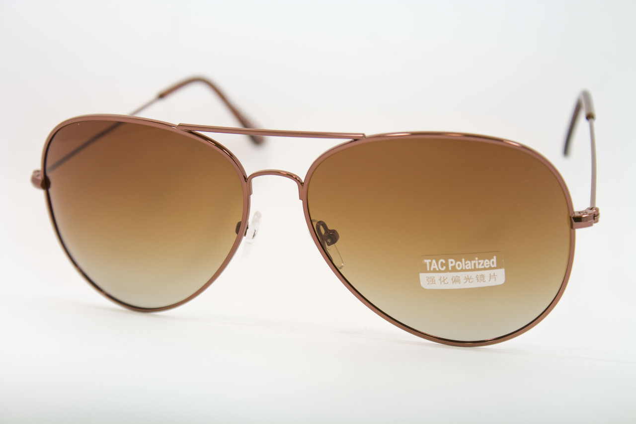 Очки polarized коричневые p9916-2