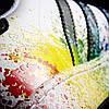 Мужские кроссовки Adidas Superstar Supercolor (Адидас Суперстар) белые, фото 4