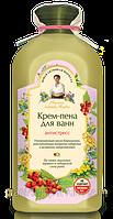 "Крем-пена для ванн антистресс ""Рецепты бабушки Агафьи"""