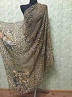 Парео Леопард 901 цв. желтый