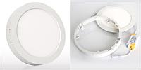 Светодиодная LED панель накладная 6W