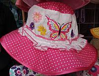 Шляпка детская р.44-48