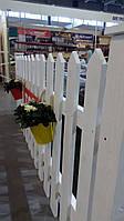 Секция забор декоративный штакетник №11 Свежепиленная доска, 40