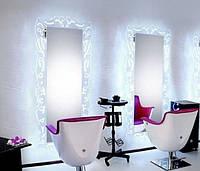 Рабочее место парикмахера Rialto (Парикмахерское зеркало)