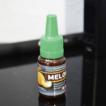 """Жидкость для электронной сигареты """"Дыня медовая"""" 0мг/мл"""