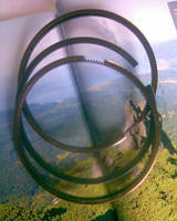 Кольца поршневые пускового двигателя ПД-10