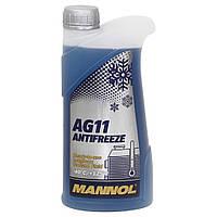 Антифриз Mannol Antifreeze AG11 -40°C 1L