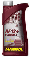Антифриз (концентрат) Mannol Longlife Antifreeze AF12+  1L  Концентрат