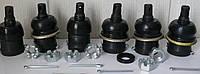 Шарнир тяги рулевой ГАЗ 24 (комплект- 6 шт.) (ST70-107) (пр-во Трек)