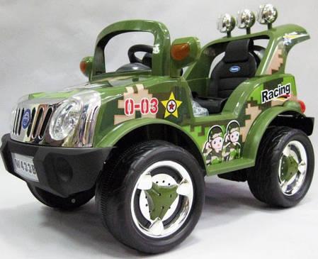 Детский электромобиль Geoby W433-E319 без пульта управления, фото 2