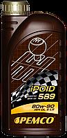 Трансмиссионное масло PEMCO iPOID 589, 1L  80W-90