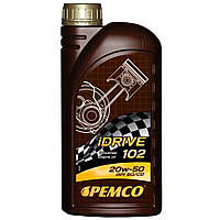 Минеральное моторное масло PEMCO iDRIVE 102 SAE 20W-50, 1L