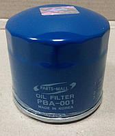 Фильтр масляный Hyundai Matrix 1,6 / 1,8 бензин 01-10 гг. Parts-Mall (26300-35503)