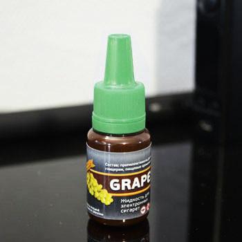 "Жидкость для электронной сигареты ""Виноград"" 0мг/мл"