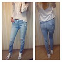 Zara (Зара) TOP SHOP  джинсы женские