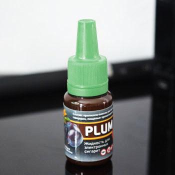 """Жидкость для электронной сигареты """"Слива"""" 0мг/мл"""