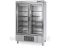 Холодильный шкаф со стеклянное двухдверной дверью (SN 530)