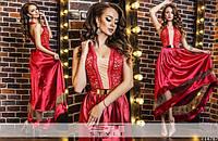 Женское длинное платье ЮИ5073, фото 1