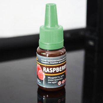 """Жидкость для электронной сигареты """"Малина"""" 0мг/мл"""