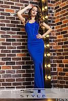 Женское длинное платье ЮИ5071, фото 1