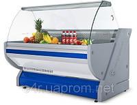 Холодильная витрина 2,5 x1,15 м / 230 В