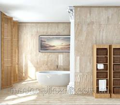 Плитка облицовочная  для ванных комнат  Petrarka