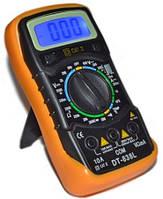 Мультиметр DT-838L