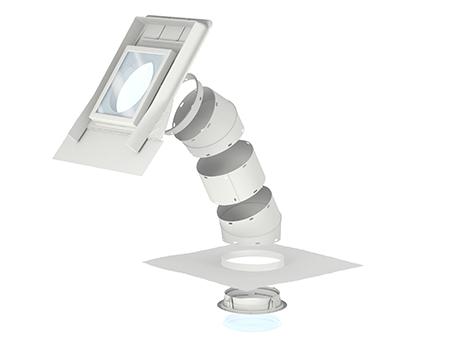 Світловий тунель з жорсткою трубою, діаметр 35см, Одеса