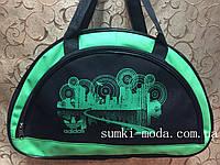 РАСПРОДАЖА Спортивная сумка ADIDAS-Оксфорд ткань/Женские спортивная сумка(только оптом)