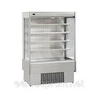 Холодильные настенные полки 1,33 м / 85 глубина (нержавеющая сталь)