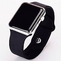 Часы Apple Watch (копия) светодиодные цифровые.