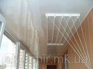 Сушарка для білизни 120 см стельова (всі розміри)