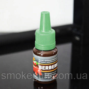"""Жидкость для электронной сигареты """"Барбарис"""" 0мг/мл"""