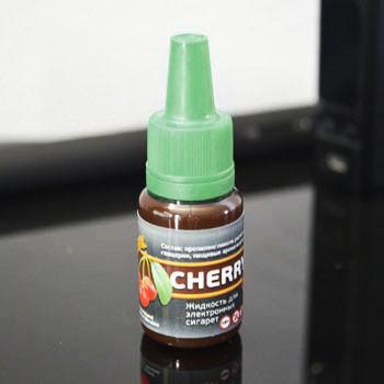 "Жидкость для электронной сигареты ""Вишня"" 0мг/мл"