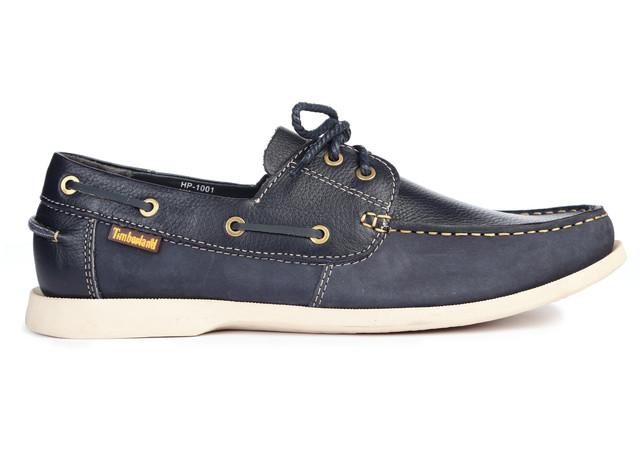Туфли  Timberland Kia Wah Bay 2-Eye Boat Blue мужские оригинальные