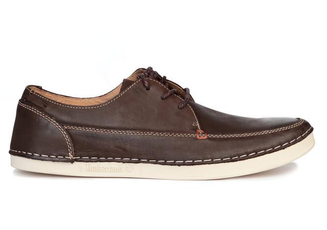 Туфли Timberland Boat Brown мужские оригинальные