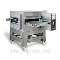Газовая печь-конвеер для пиццы:1,28x1,72x0,57м