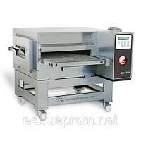 Газовая печь-конвеер для пиццы:1,63 x 2,00 x 0,66 м