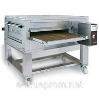 Газовая печь-конвеер для пиццы:12,01 x 2,45 x 0,71 м