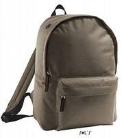 Рюкзак молодежный SOL'S RIDER хаки, магазин рюкзаков