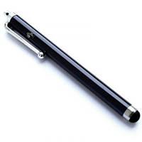 Стилус-Ручкa @LUX 001 BLACK, для всех Capacity/Resistive TOUCHSCREEN металический выглядит как шариковая ручка, RetailPack