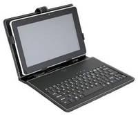 """Обкладинка-Чохол з клавіатурою 10"""" Універсальна @LUX™ TL-201, TL-202, TL 203, 2001 - USB, microUSB, miniUSB +"""