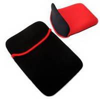 """Чехол для планшета 7""""-7,85"""" @LUX™ 791  Black+Red (ДВУХсторонний) НЕОПРЕН, для LuxP@d 7240, 2754, 2755, 3714, 5719,6716,5718"""