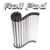 Подставка под ноутбук GIGABYTE™ Roll Pad Aluminium (Ш*Д*В: 343*303*7.5) (24TGB-15A1NPBK-01R)